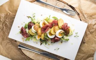 Egg-Ham Salad